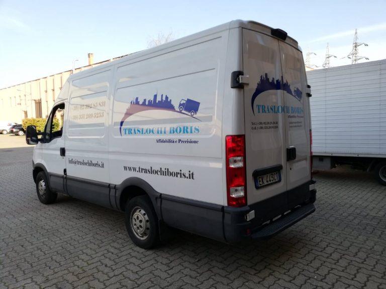 Noleggiare un furgone per il tuo trasloco: conviene?